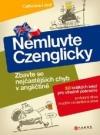 Nemluvte Czenglicky - zbavte se nejčatějších chyb v angličtině obálka knihy