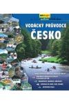 Vodácký průvodce Česko obálka knihy