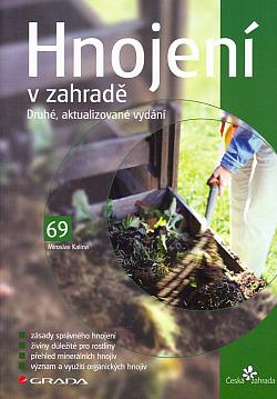 Hnojení v zahradě obálka knihy