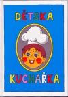 Dětská kuchařka obálka knihy