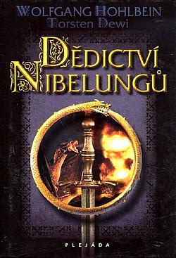 Dědictví Nibelungů obálka knihy