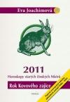 Rok Kovového zajíce - Horoskopy starých čínských Mistrů 2011 obálka knihy