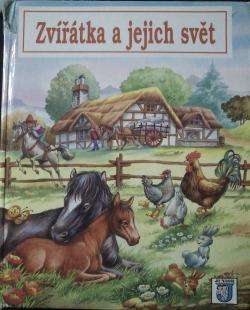 Zvířátka a jejich svět obálka knihy