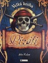 Piráti - Velká kniha obálka knihy