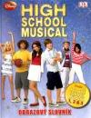 High School Musical - Obrazový slovník obálka knihy