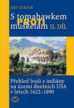 S tomahawkem proti mušketám II. obálka knihy
