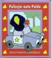 Policejní auto Polda