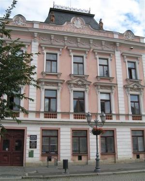 Městská knihovna Rokycany (Rokycany)