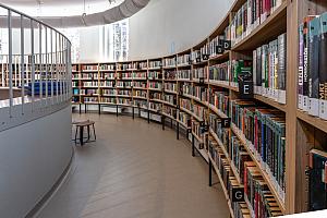 Městská knihovna v Praze - Jezerka (Praha 4)