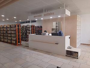Dom kultúry v Námestove - Mestská knižnica (Námestovo)