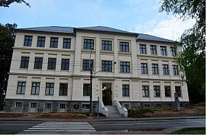 Knihovna města Ostravy - Polanka (Ostrava)