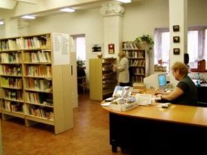 Městská knihovna Nymburk (Nymburk)