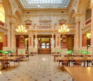 Knihovna Akademie věd České republiky, v. v. i. (Praha 1)