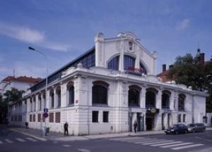 Městská knihovna v Praze - Smíchov (Praha 5)