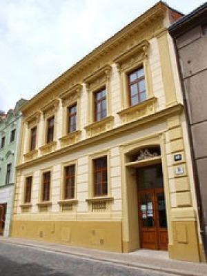 Městská knihovna Znojmo (Znojmo)