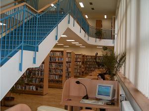 Městská knihovna Benešov (Benešov)