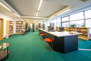 Městská knihovna Nové Město na Moravě (Tyršova 1001)