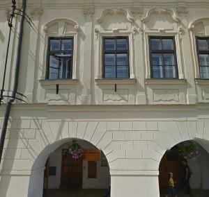Městská knihovna Litomyšl (Litomyšl)