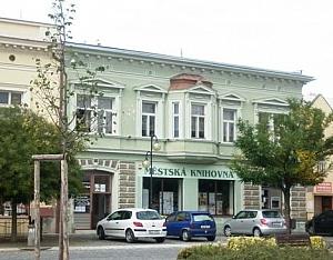 Městská knihovna Holešov (Holešov)