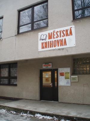 Městská knihovna Česká Třebová (Smetanova 173)