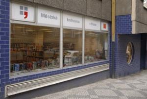 Městská knihovna v Praze - Záhřebská (Praha 2)