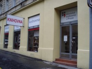 Městská knihovna v Praze - Žižkov (Praha 3)