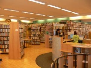 Městská knihovna Havířov - Šrámkova (Havířov)
