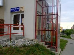 Knihovna města Plzně - Obvodní knihovna Lochotín (Plzeň)