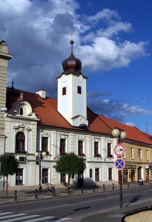 Městská knihovna v Poděbradech (Poděbrady)