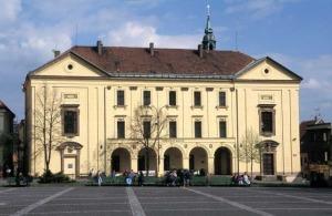 Knihovna Václava Štecha (Slaný)