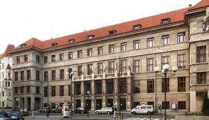 Městská knihovna v Praze - Ústřední knihovna (Praha 1)