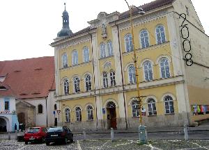 Městská knihovna Bílina (Bílina)