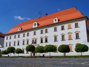 Městská knihovna Týn nad Vltavou (Týn nad Vltavou)