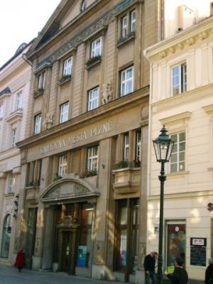Knihovna města Plzně - Ústřední knihovna pro děti a mládež (Plzeň)