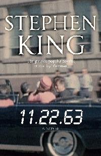 "Stephen King chystá nový román ""11/22/63"""