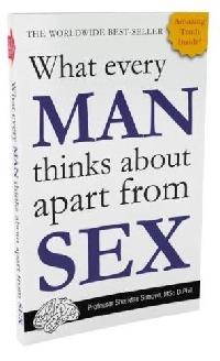 """Kniha """"Na co myslí každý muž kromě sexu"""" se stala bestsellerem"""