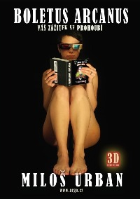 Nový román Miloše Urbana je ilustrován ve 3D