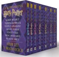 Příběh Harryho Pottera se uzavírá