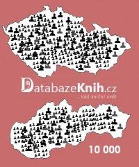 10 000 uživatelů na Databázi knih