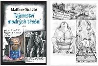 MATTHEW NICHOLLS - Tajemství modrých třešní - brněnská autogramiáda
