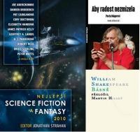 Nejlepší science fiction a fantasy 2010 + Knižní novinky (16. 12.)