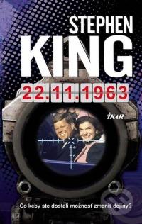 Slovenské vydání Kingova románu 22. 11. 1963