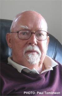 Zemřel Harry Harrison
