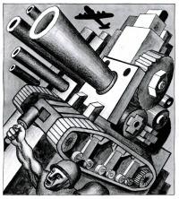 Kultovní Orwellův román 1984 ilustruje Jaroslav Róna