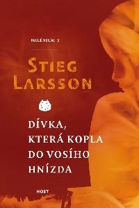 """Knihou roku 2010 je """"Dívka, která kopla do vosího hnízda"""""""