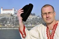Ľubomír Smatana pokřtil audioknihu Jánošíci s těžkou hlavou