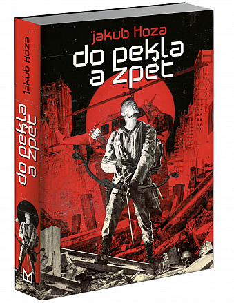 Akční sci-fi nářez pro fanoušky knih Jiřího Kulhánka!