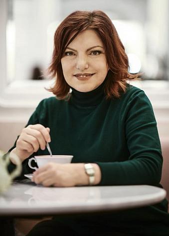 Alena Mornštajnová: Práce na Listopádu možná byla trochu jiná