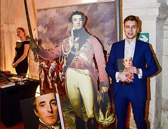 Čech napsal životopis britské ikony Wellingtona, příští rok má jeho kniha vyjít vBritánii