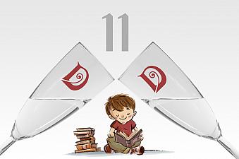 Databáze knih slaví 11. narozeniny (+ soutěž)